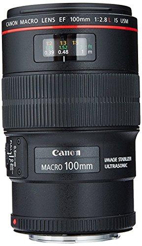 Canon EF 100mm Macro Lens for Canon Digital SLR Cameras