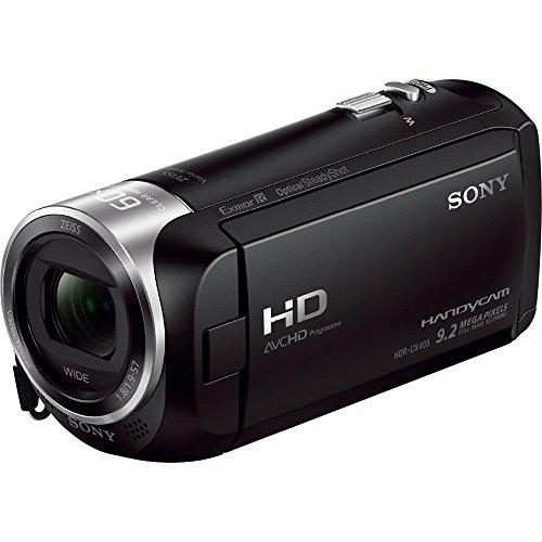 Sony HD Video Recording HDRCX405 Handycam Camcorder Bundle